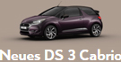 Citroen Neues DS3 Cabrio