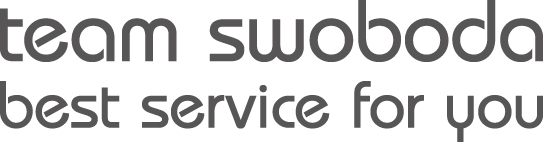 team swoboda -best service for you.