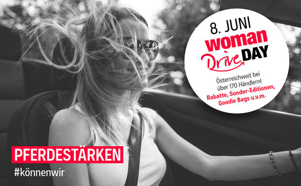 Woman Drive Day bei Automobile Swoboda
