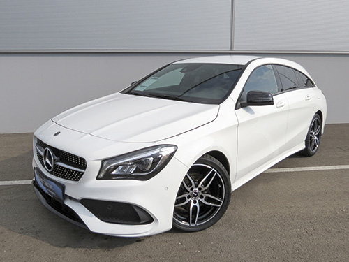 CLA 200 d SB AMG Line Night Paket