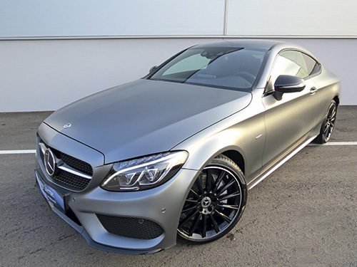 C 250 d Coupé AMG Line Night Edition