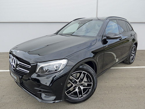 GLC 220 d 4M AMG Night Paket